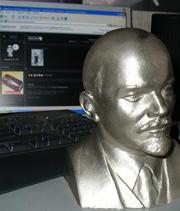 Говорят, Ленин тоже был участником сетевых войн