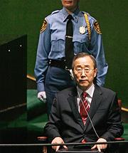 Американцы, которые остались единственной сверхдержавой, не нуждаются в ООН