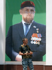 Очень многие чеченцы могут и готовы, несмотря на поддержку Кадырова со стороны федералов, бросить ему вызов