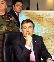 Грузию постигнет судьба Югославии. Американцы как раз хотели этого избежать, но именно это сейчас по факту Саакашвили получает