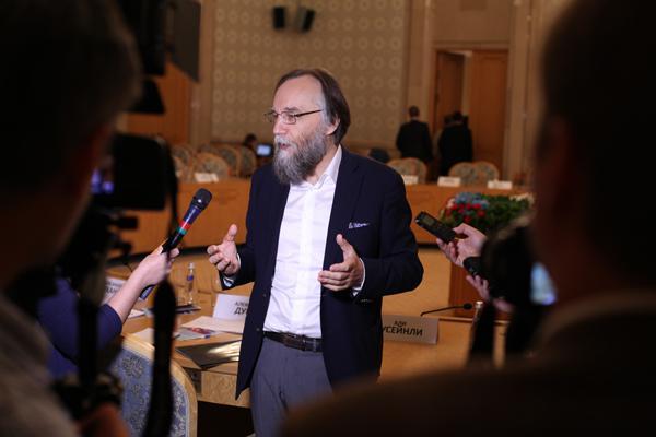 Александр Дугин Ось Москва-Баку к новой геополитике Кавказа