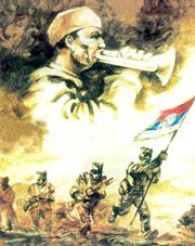 Сербы бились как герои, как сербы, как мученики великой идеи