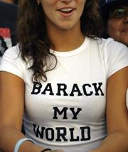 Последним шансом на сохранение американской государственности была фигурка Обамы, которого вынесли американским избирателям в черном ящике как спасителя