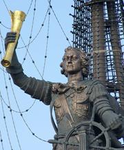 Петр взял из старой Руси государственные силы, верховную власть, право, сословия, а у Запада заимствовал технические средства - результаты реформы были обращены более к будущему