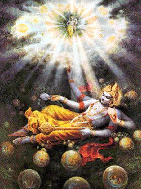 Vishnu Narayana and Ayya Vaikundar.