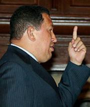 Чавес – это человек-идея, человек-стратегия, человек-позиция