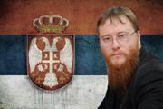 «К сожалению, Сербия находилась многие годы в режиме либеральной глобалистской оккупации и внешнего управления и там, несмотря на присутствие братского, самого близкого нам народа – сербов, - православного народа, который выходит с нами из единых культурн