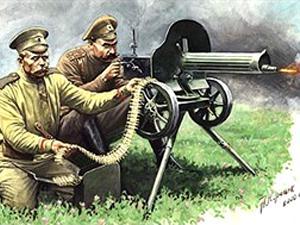 «Максим» - человек и пулемет: 130 лет в России