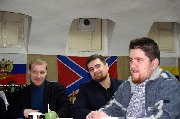 прошло организационное собрание московского отделения евразийского союза молодёжи есм