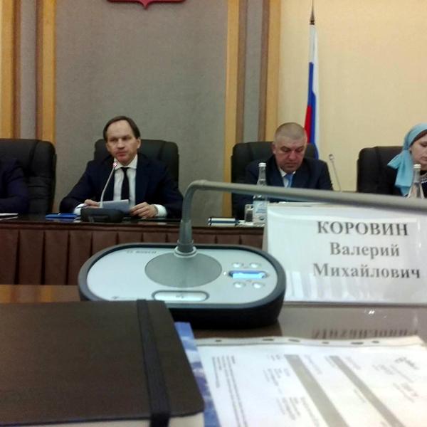Избран глава Общественного совета при Министерстве РФ по делам СКФО