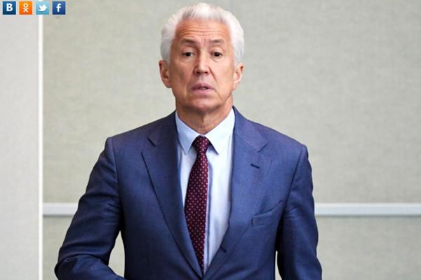 ВРИО главы Дагестана стал Владимир Васильев